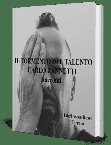 il tormento del talento cover 3d